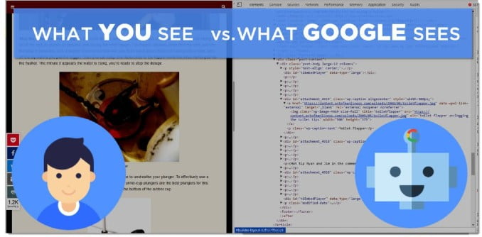 Alt Tags on Images for Better Seo Results - what you see vs what google bot sees