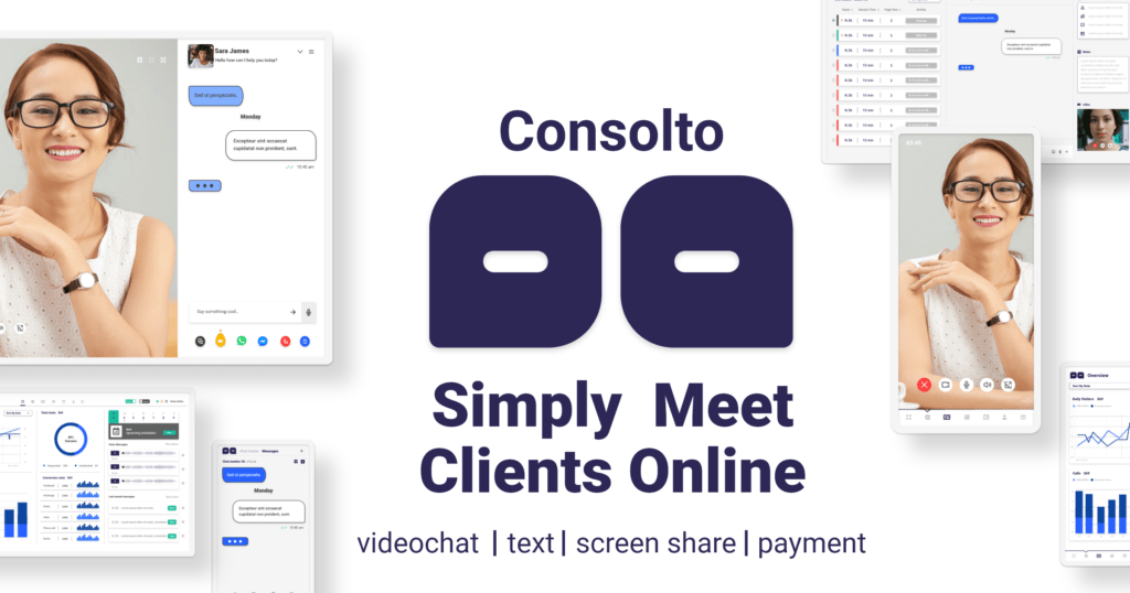 Consolto Video Chat